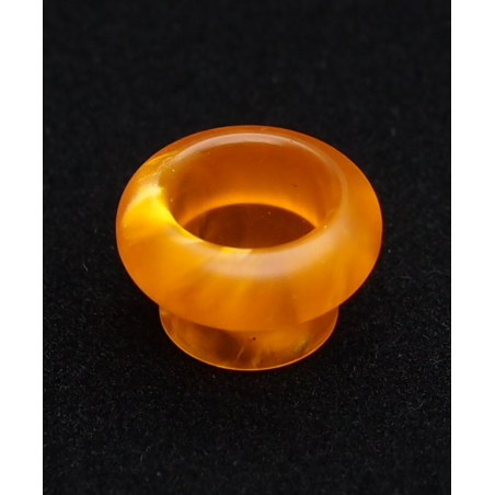 R's Fav Orange Drip Tip - 810 Drip Tips - Rehlein Vapes