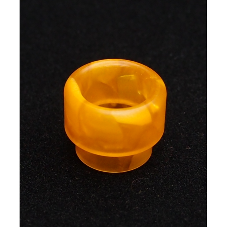 Cupcake Orange Drip Tip - 810 Drip Tips - Rehlein Vapes