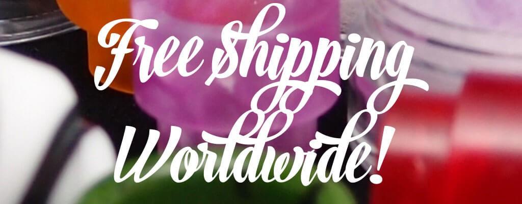 Free Shipping Worldwide! - Custom Drip Tips - Rehlein Vapes