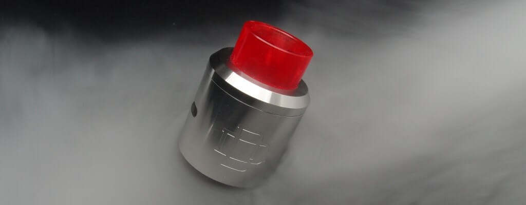 Monolith Red Drip Tip - 810 Drip Tips - Rehlein Vapes